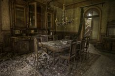 The last dinner by solapi, via Flickr