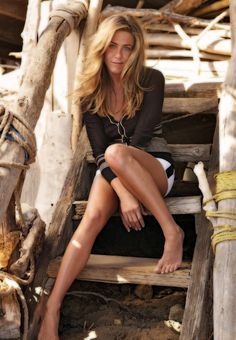 Jennifer Aniston for Vogue 2008