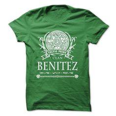 BENITEZ Celtic T-Shirt - #gift for him #photo gift. ORDER HERE => https://www.sunfrog.com/Names/BENITEZ-Celtic-T-Shirt.html?68278