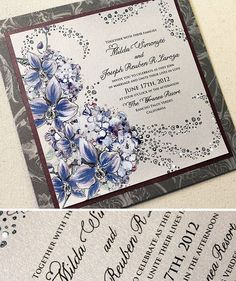 Image detail for -Wedding Invitation   Momental Designs – Unique Handmade Wedding ...