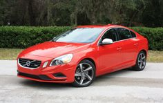 Volvo S60 T6 R-Design falling more and more in love with Volvo over the past few years