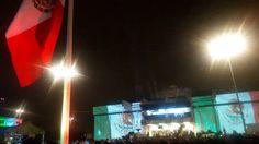 Willie Colon en vivo 15 de Septiembre 2016 Fiestas Patrias CDMX-Idilio