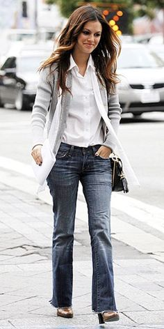 classic white button down shirts