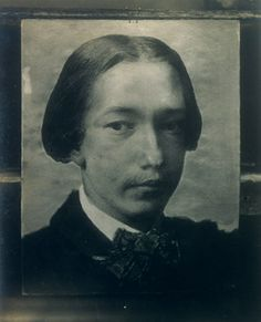 Robert Louis Stevenson as an adolescent.