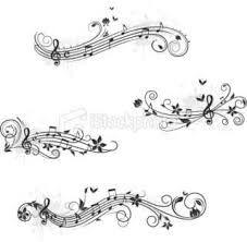 tatouages partition musique - Recherche Google