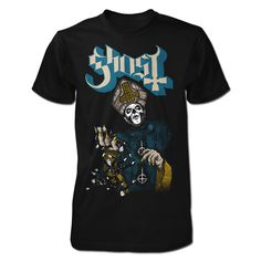 PAPA OF THE WORLD ON FIRE http://shop.ghost-official.com/collections/gift-guide/products/papa-of-the-world-on-fire