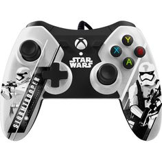 Video Game Accessories Video Games & Consoles Painstaking Darth Vader Star Wars Xbox One X Console Vinyl Skin Decal Sticker Cover Wrap Set
