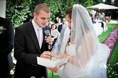 Das Eheversprechen selbst zu schreiben kann ganz einfach sein... | Beispiele | Tipps | Ideen | Anregungen | Videos