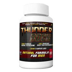 Whether you're a young stud that has stage fright or an older gentleman who still entertains the ladies, you need to have all of your sexual organs working as they should. However, these encounters can be unpredictable, leaving you to be surprised when your partner ends up disappointed again. Luckily, Thunder Rock can make that disappointment into a thing of the past. http://tophealthmart.com/thunder-rock/