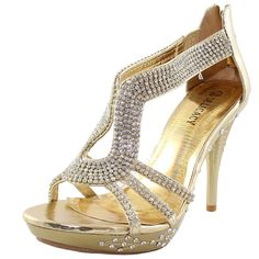 Awesome Amazing New women's shoes evening rhinestones back zipper high heel wedding prom gold 2017/18 Check more at http://topclothestore.com/gallery-prom-dresses/amazing-new-womens-shoes-evening-rhinestones-back-zipper-high-heel-wedding-prom-gold-201718/