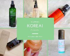 Mi a Koreai Nők Titka? | 10 Lépéses Koreai Arcápolás : *Oh My Brush* | Beauty Makeup Blog
