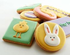 Spring Cookie Decor