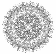 Mandalas A Colorier Manola More Information The One And Only Mandala Colouring Book