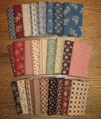 civil war fabrics - Google Search Antique Quilts, Vintage Quilts, Vintage Sewing, Textiles, Patchwork Fabric, Quilting Fabric, Civil War Quilts, Doll Quilt, Fat Quarters