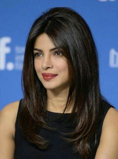 Mike & Mary Virgin Hair Grade Top Brazilian Straight Hair Lace Front Wigs for Black Women with Baby Hair Human Hair Lace Wigs Natural Color) Haircuts For Long Hair, Girl Haircuts, Straight Hairstyles, Hair Styles 2016, Medium Hair Styles, Short Hair Styles, Trending Hairstyles, Pretty Hairstyles, Priyanka Chopra Haircut