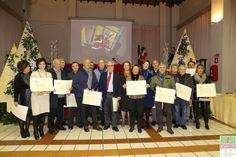 """Fotogallery """"Brindisi di Natale e consegna attestato negozi storici"""" 2014 - http://www.gussagonews.it/fotogallery-brindisi-natale-2014-commercianti-gussago-attestato-negozi-storici-2014/"""