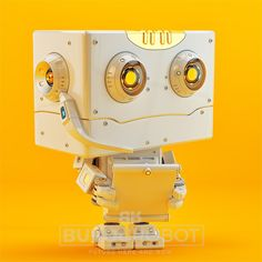 Golden operator of call center - Buy Your Robot