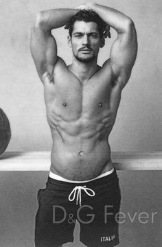 David Gandy  **-**    Pumped and PERFECT