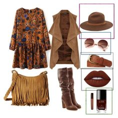 """""""-BOOHO STYLE-"""" by callisto9517 ❤ liked on Polyvore featuring See by Chloé, Scully, rag & bone, Rip Curl, Lime Crime, Chanel, Hourglass Cosmetics, Dorothy Perkins, BeautyTrend and boho"""
