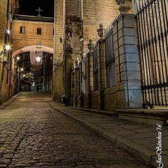 Arco del Palacio Arzobispal. #Toledo  #igerstoledo  #estaes_toledo  #fotoledo by fotoledo