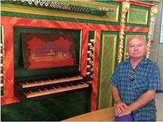 Arranca con fuerza el XV Ciclo Internacional del Órgano de Torre de Juan Abad con dos conciertos del maestro Francis Chapelet
