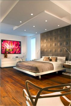 50+ Magnificence In Your Room With Statement Ceiling Lights #bedroominteriordesign #bedroomdecoratingideas #bedroomdesign