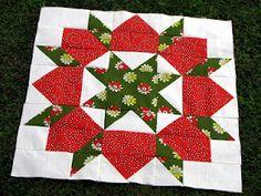 gemini stitches: St Patricks Day sewing