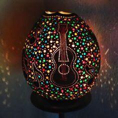 susak modelleri - Google'da Ara Music Symbols, Gourd Lamp, Lampshades, Light Bulb, Christmas Bulbs, Table Lamp, Lights, Holiday Decor, Handmade