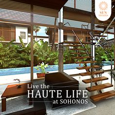 From spacious homes to abundant greenery, from international amenities to supreme convenience, Sohonos has been designed to pamper you. With the ideal location that overlooks verdant fields and enchanting backwaters you can relax in the peace and quiet of your home and by simply taking a short drive you can enjoy all the other great attractions Goa has to offer.