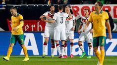 Blog Esportivo do Suíço: Alemanha sofre e apenas empata com a Austrália