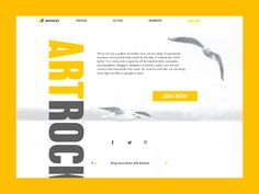 Hi folks! Today I'd like to present my concept of a web site created for an (imaginary so far) volunteers charity curation project named Artrocks. I'm sure that everyone should help those in need u...