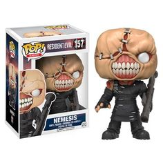 Resident Evil The Nemesis Pop! Vinyl Figure - Funko - Resident Evil - Pop! Vinyl Figures at Entertainment Earth
