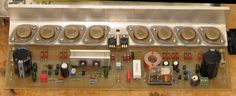 300W High Power Amplifier