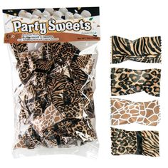 Animal Print Party Mints (50 ct)