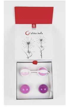 Boules Geisha Balls de Fun Toys