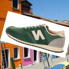 wholesale dealer 0ba6d 24b70 New Balance U420 Classics Uomini Scarpe Da Ginnastica Da Corsa Grigio Verde  Bianco Lupo HOT SALE! HOT PRICE!