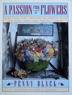 An oldie but goodie for pressed flower enthusiasts...still available on Amazon and Ebay.