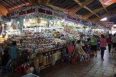 Navigating Ben Thanh Market, Ho Chi Minh City