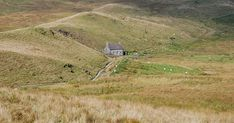 Claerddu farmhouse (C) Nigel Brown Bothy, Cymru, Cabins And Cottages, Woodland, Stuff To Do, Remote, Golf Courses, Beautiful Places, Places To Visit