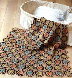 Copertine ad Uncinetto: una coperta non convenzionale