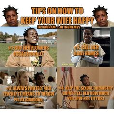 Orange is the new Black: How to keep your wife happy. #lol #OITNB
