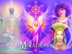 ARCHANGEL METATRON The Angel of Children and Messengers. Crystal: Watermelon Tourmaline Patron Angel of Children. Archangel Metatron helps with chakra clearing. Metatron supports those who are drawn to help children. Metatron is fiery, energetic Angel who has a special place in his heart for children, especially those who are spiritually gifted. The new Indigo and Crystal Children are under his supervision. Metatron oversees unity, education and truth and children's issues.