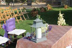 En un entorno rural, tu boda a tu gusto y estilo.