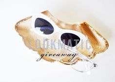 we're giving away a pair of specs today.
