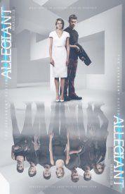 The Divergent Series: Allegiant - Part 1 (2016) Poster