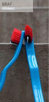 Cepillos de dientes Yumaki. Asi da gusto limpiarse los dientes.