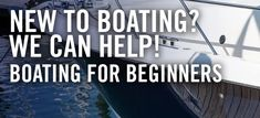 This blog is intended for newbie boating tips and tricks that can help you to gain experience on the water and get comfortable. Some of the old salts might laugh at the information contained, but we'd all do well to remember that we all had a first time and it often isn't pretty. I talked about my first time pulling into the slip in our dock fenders blog. #onthewater #boatingideas #boattips