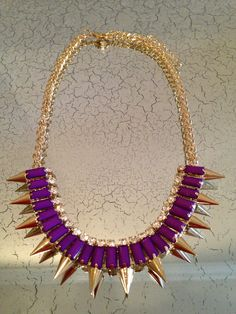 Tevi Spike Necklace