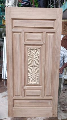 Beautiful CNC carved MDF panels to add a Unique Touch to Your Projects House Main Door Design, Wooden Front Door Design, Chair Design Wooden, Double Door Design, Door Design Interior, Wooden Front Doors, Interior Exterior, Door Design Images, Wood Exterior Door