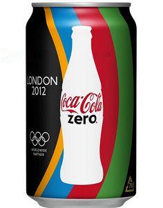 2012 Coca Cola ZERO London Olympics by roitberg, via Flickr